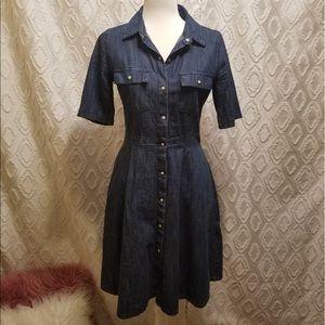 Zara Basic Demi Dress